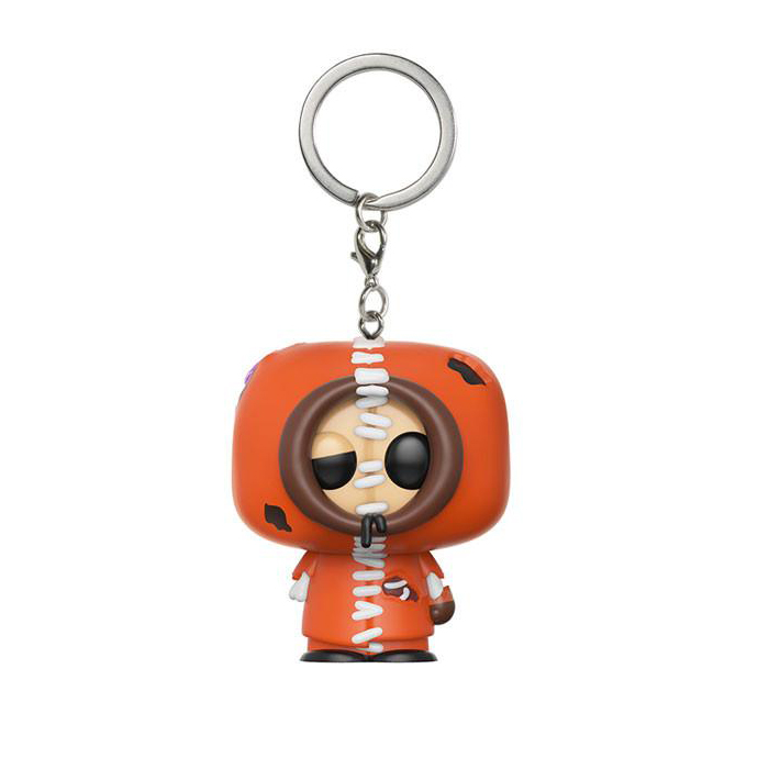 Zombie Kenny Pocket Pop Keychain