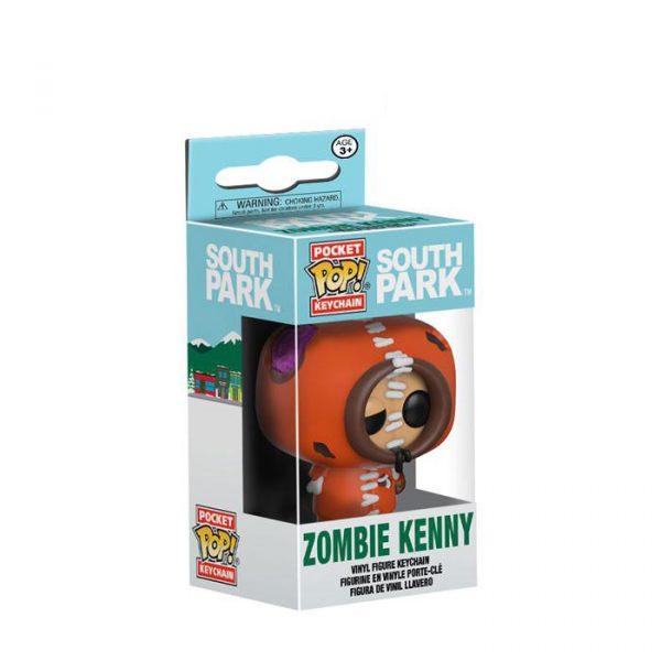 Zombie Kenny Pocket Pop Keychain