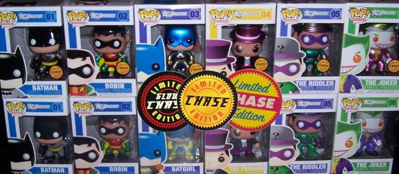 Funko Pop Chase