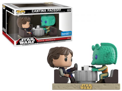 Cantina Faceoff Funko Pop! MM