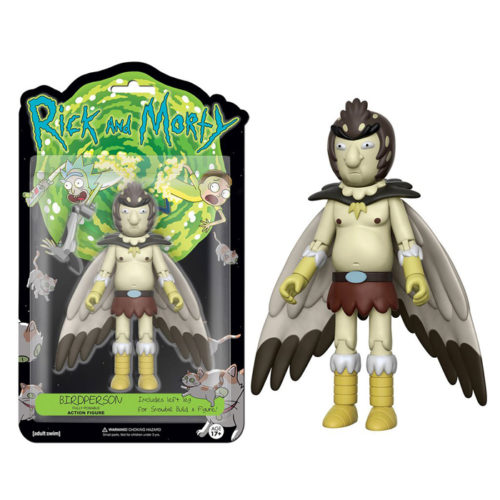 Bird Person Action Figure