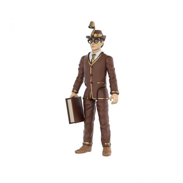 Bookworm Action Figure