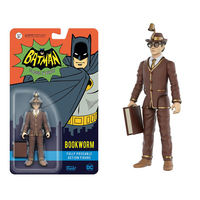 Bookworm Action Figure