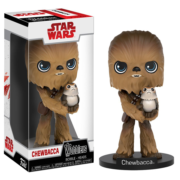 Chewbacca Wobblers