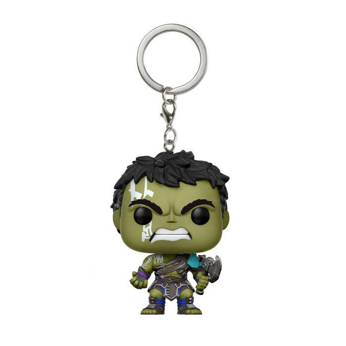 Hulk Gladiator Pocket Pop Keychain