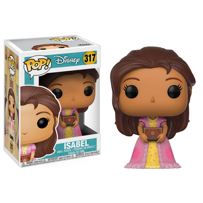 Isabel Funko Pop