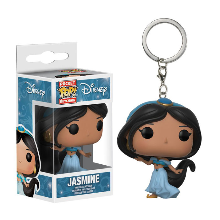 Jasmine Pocket Pop Keychain