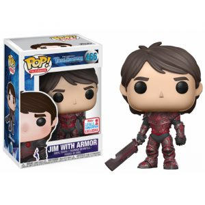 Jim with armor NYCC Funko Pop