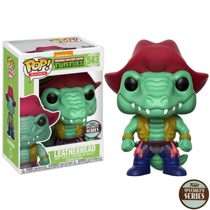 Leatherhead Funko Pop