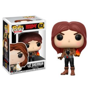 Liz Sherman Funko Pop