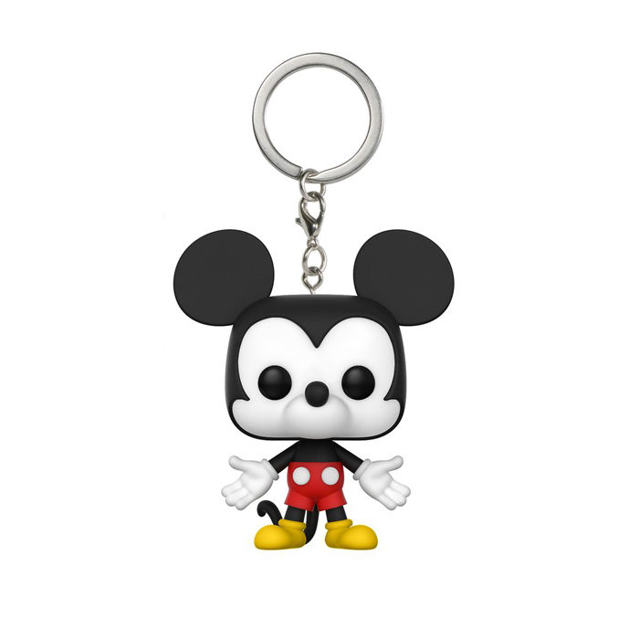 Mickey Pocket Pop Keychain