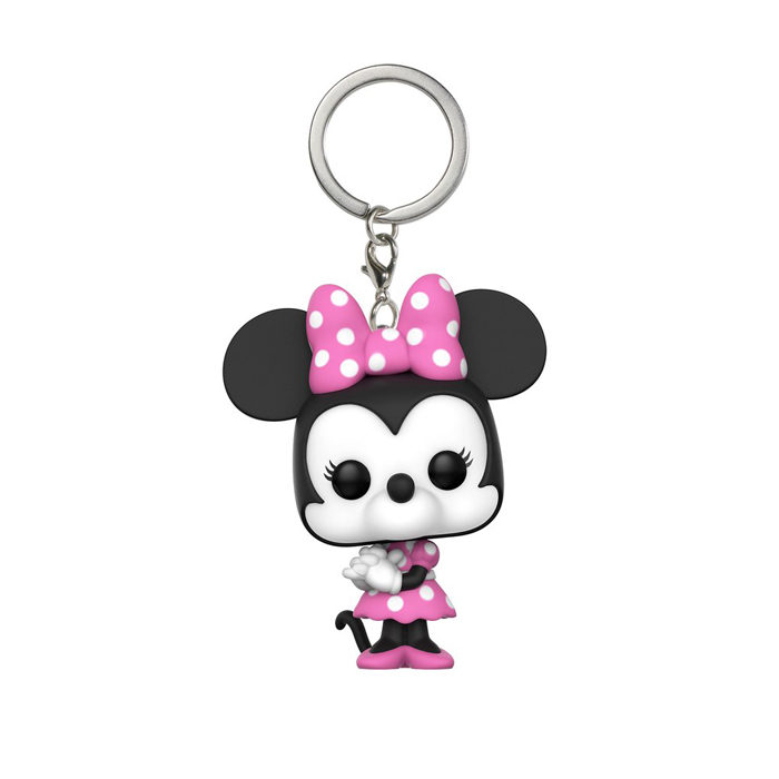 Minnie Pocket Pop Keychain