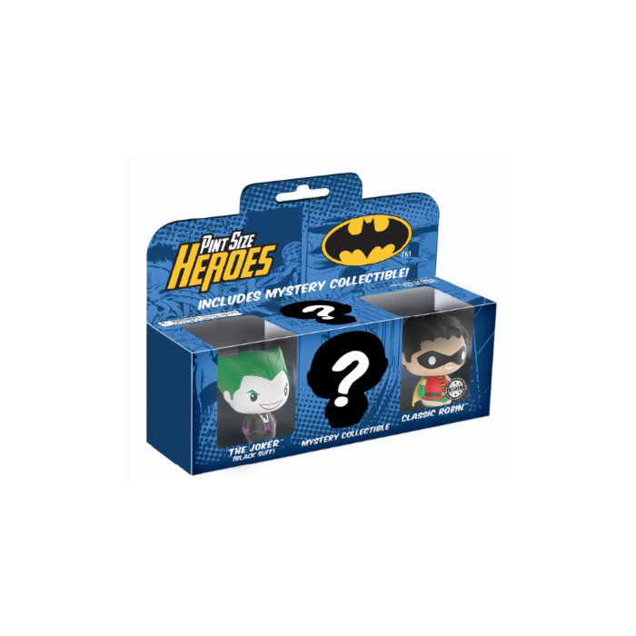 Pint Size Heroes Batman 3 pack