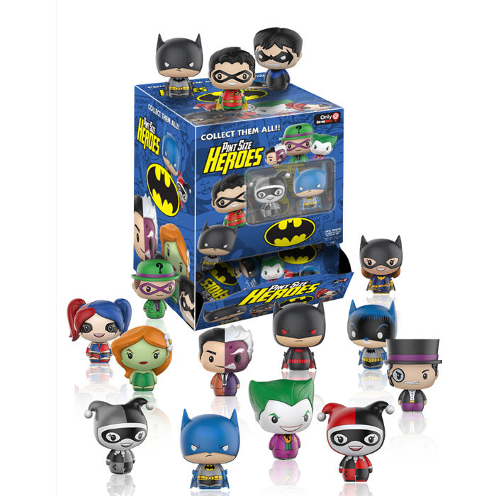 Pint Size Heroes Batman Blindbags