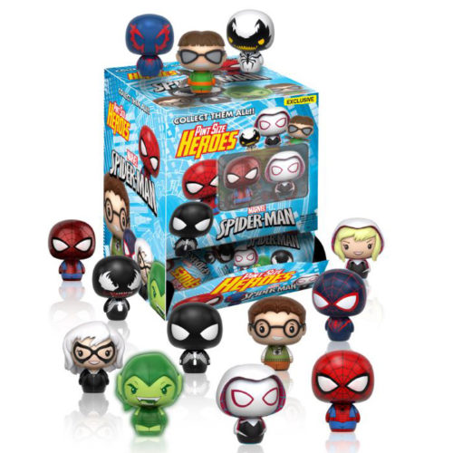 Pint Size Heroes Spider-man Blindbags