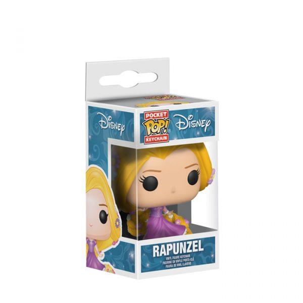 Rapunzel Pocket Pop Keychain