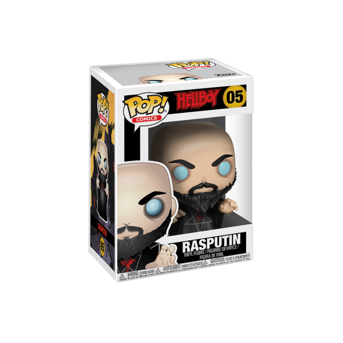 Rasputin Funko Pop