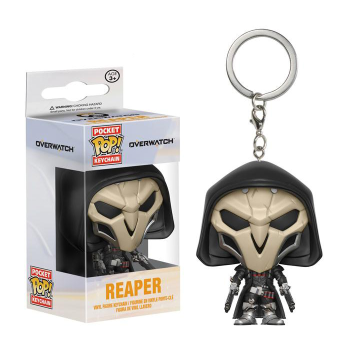 Reaper Pocket Pop Keychain