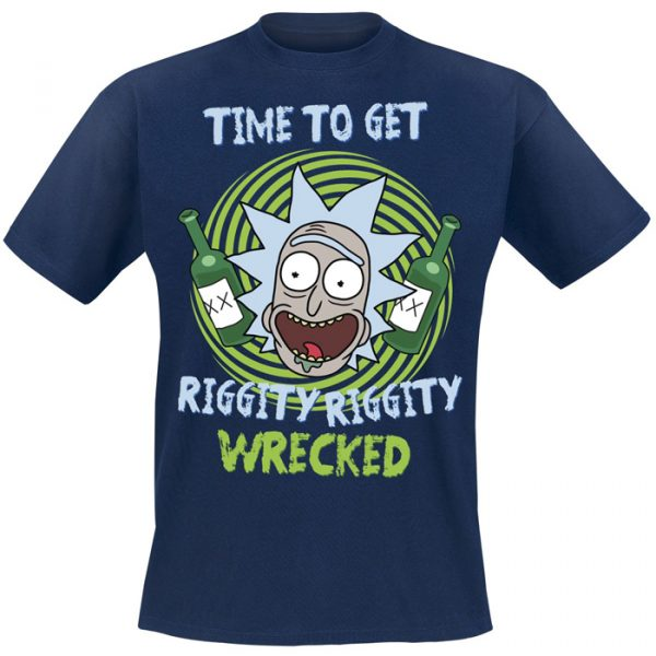 Riggity Riggity Wrecked T-shirt