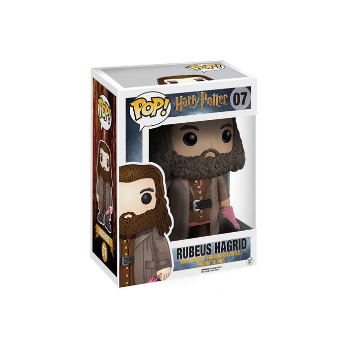 Rubeus Hagrid Funko Pop