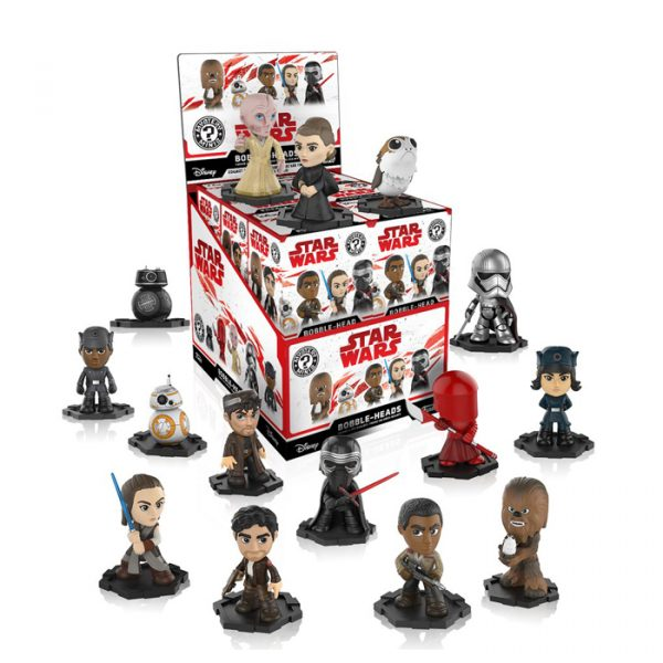 The Last Jedi Mystery Mini Blind Box
