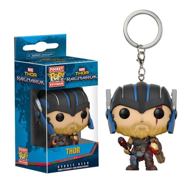 Thor Pocket Pop Keychain