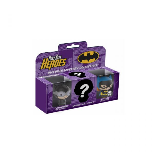 Women of DC Pint Size Heroes 3 pack