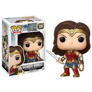 Wonder Woman Justice League Funko Pop