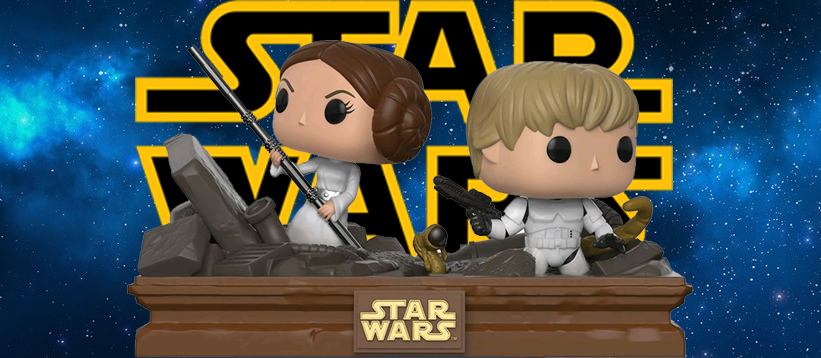 Star Wars Funko Pop Movie Moments
