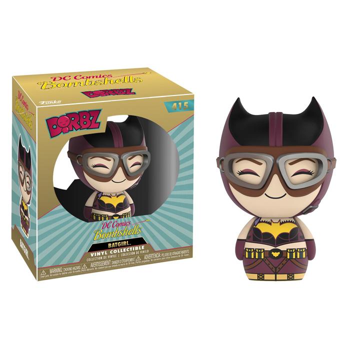 Batgirl Bombshells Dorbz