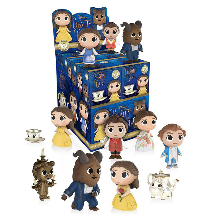 Beauty and the Beast Mystery Mini