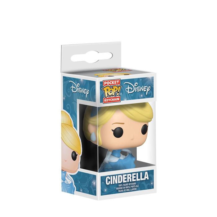 Cinderella Pocket Pop Keychain