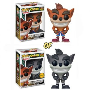 Crash Bandicoot Funko Pop