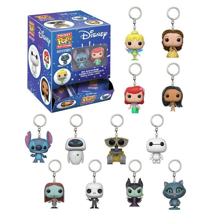 Disney Mystery Keychain
