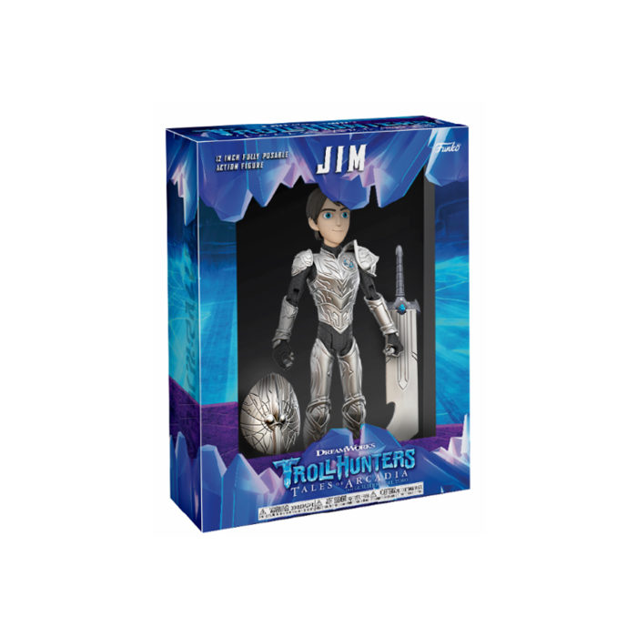 Jim Action Figure