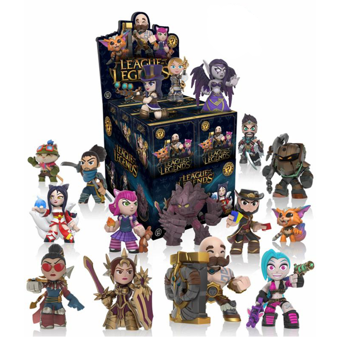 League of Legends Mystery Mini Blind Box