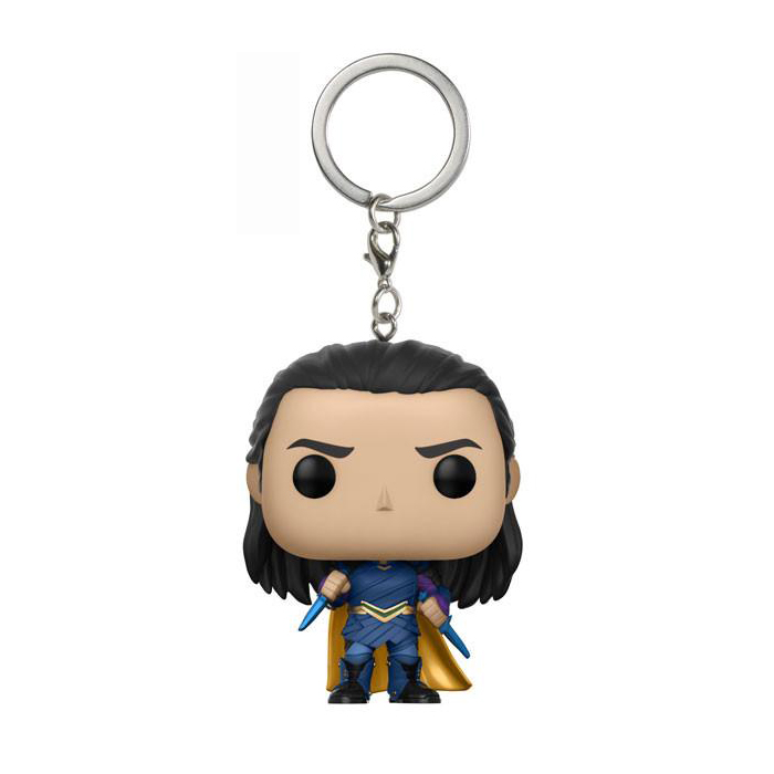 Loki Pocket Pop Keychain