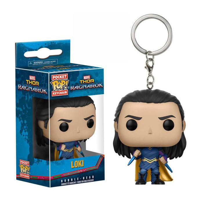 Loki Pocket Pop Keychain