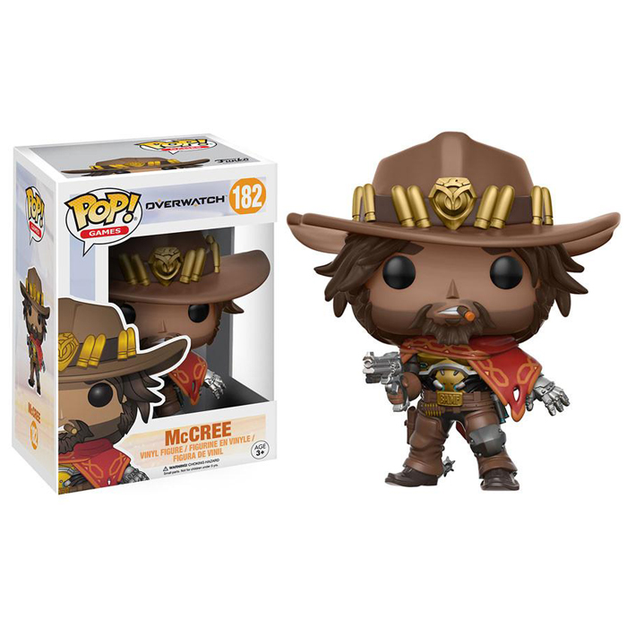 McCree Funko Pop