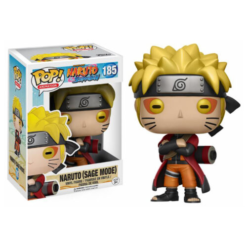 Naruto (Sage Mode) Exclusive Funko Pop