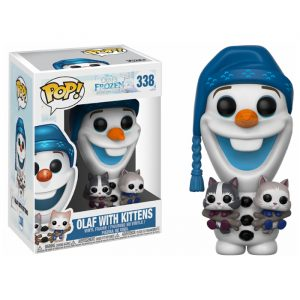 Olaf with Kittens Funko Pop