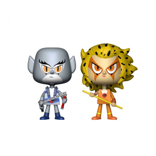 Panthro and Cheetara Vynl