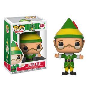 Papa Elf Funko Pop