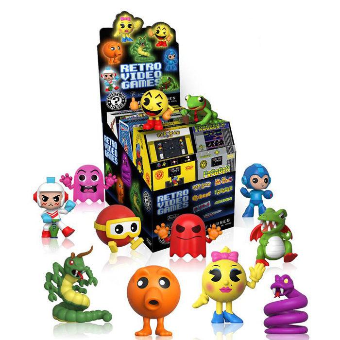 Retro Video Games Mystery Mini