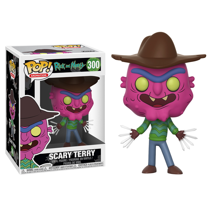 Scary Terry Funko Pop