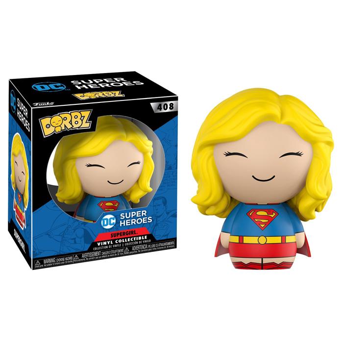 Supergirl DC Super Heroes Dorbz