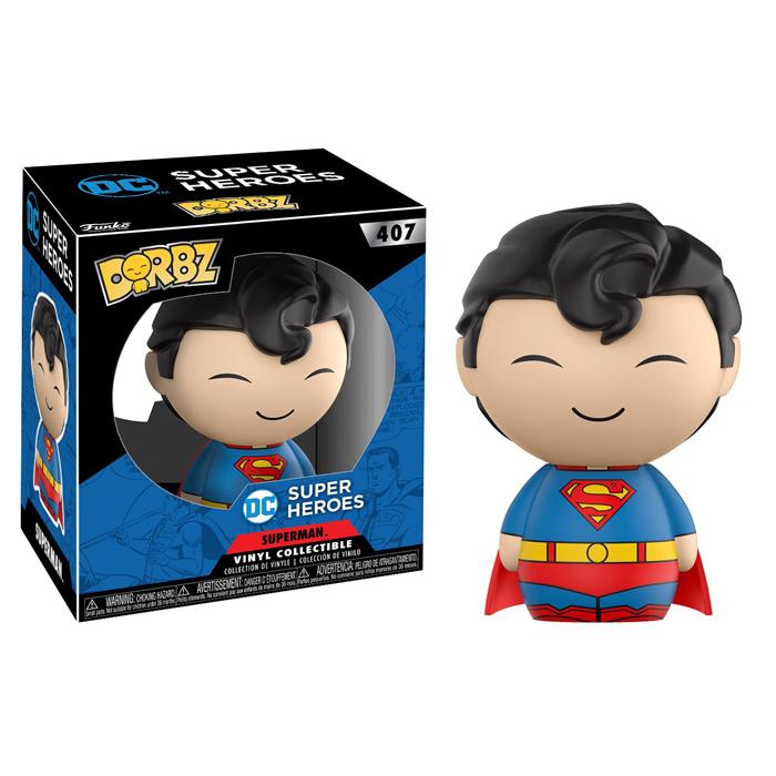 Superman DC Super Heroes Dorbz