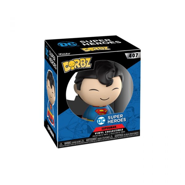 Superman DC Super Heroes Dorbz
