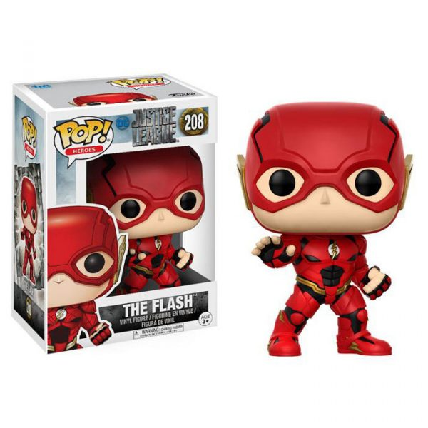The Flash Justice League Funko Pop