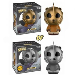 The Rocketeer dorbz